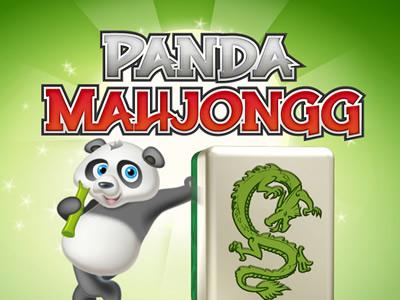 Online Game Panda Mahjongg