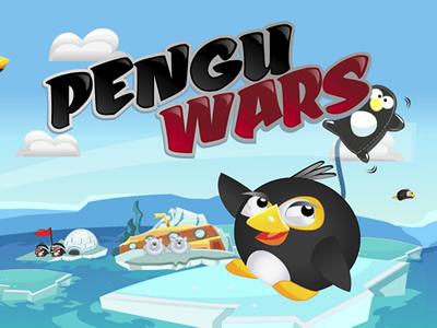 Pengu Wars - Online Slingshot Game