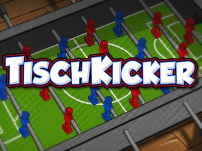 Tisch Kicker Online - Fussball und Sportspiele online