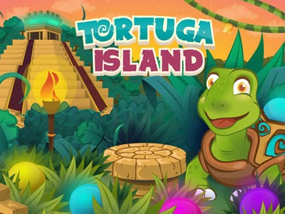Tortuga Island - Marble Popper Online Game